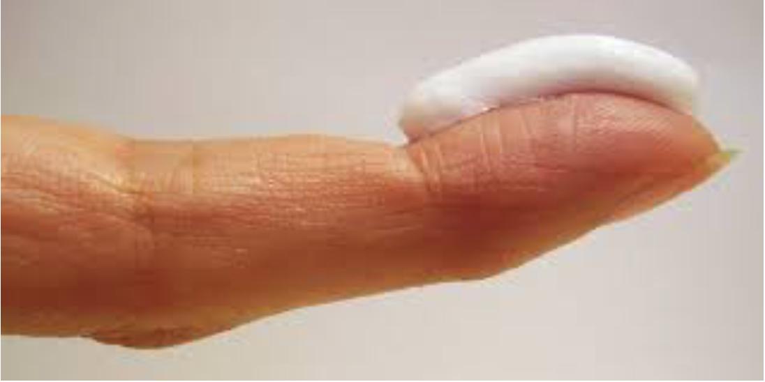 Finger med krem